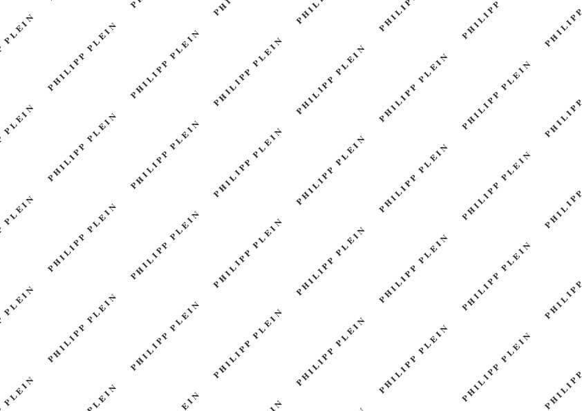 Papier emballage chaussures - Papier de soie emballage chaussures avec logo Philipp Plein