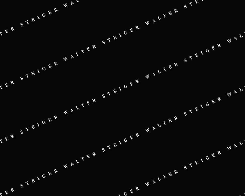 Papier contrecollé - Papier contrecollé personnalisé avec logo Walter Steiger