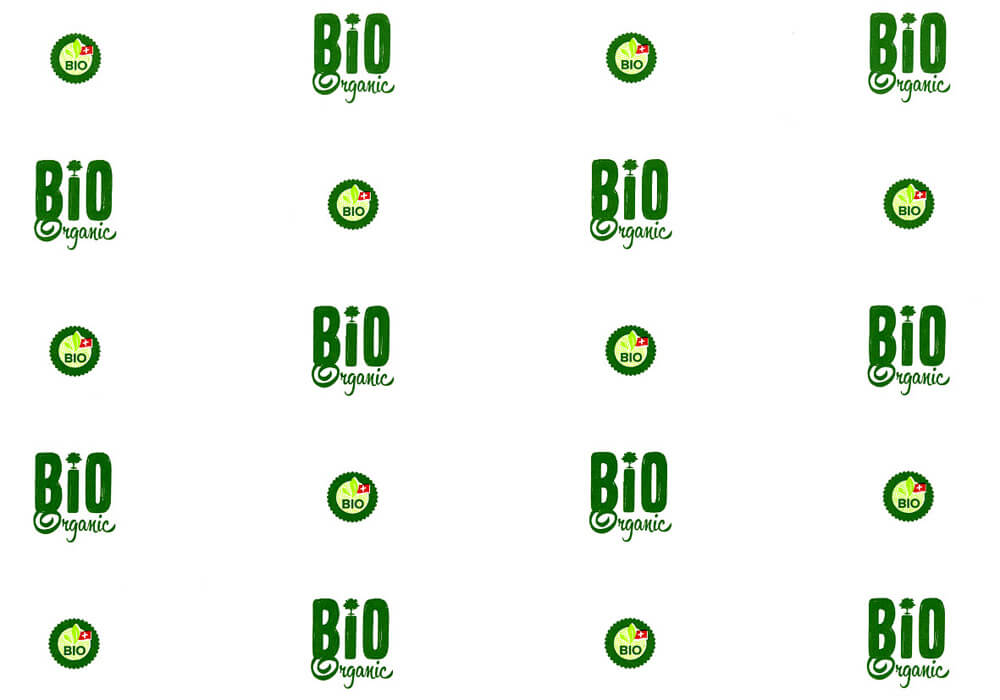 carta kraft - sacchetti carta kraft personalizzata con logo BIOORGANIC