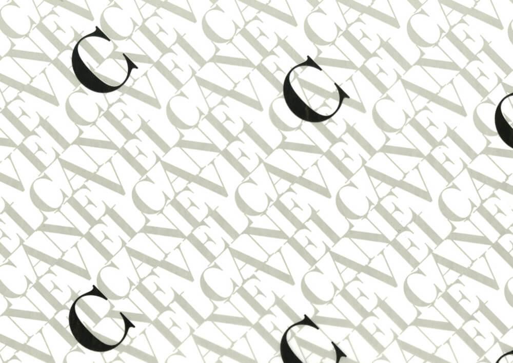 Papier de soie emballage bouteille vin champagne avec logo Canavel
