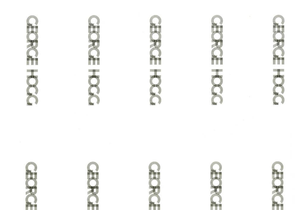 Papier de soie imprimé - Papier de soie avec logo personnalisé HOGG