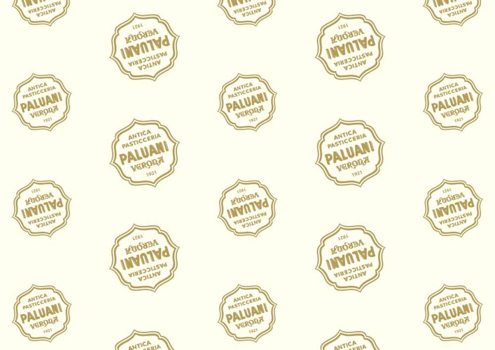 Papier alimentaire - Papier emballage alimentaire personnalisé avec logo Paluani