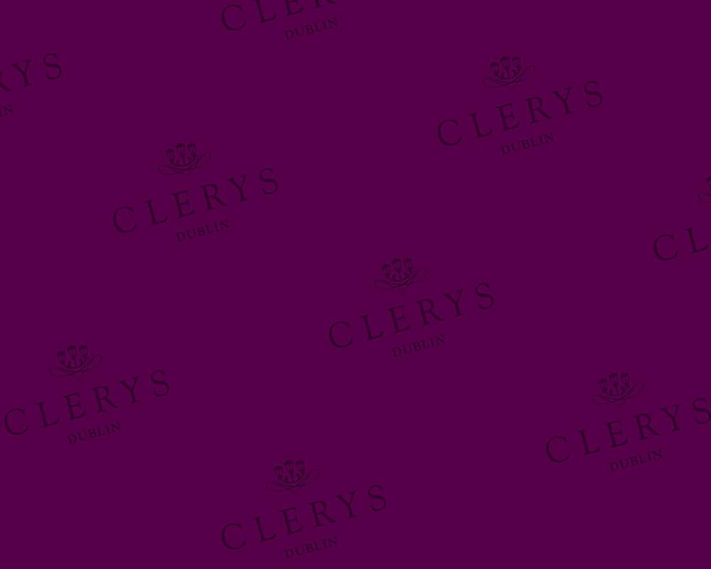 Papier contrecollé - Papier contrecollé personnalisé avec logo CLERYS