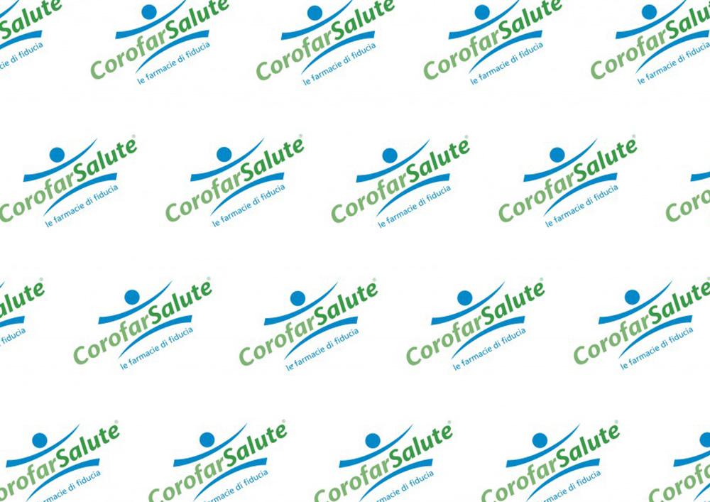 Papier pour pharmacies avec logo COROFAR