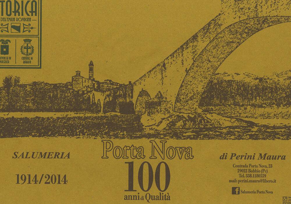 papier de paille personnalisée sur mesure pour emballage avec logo PORTA NOVA