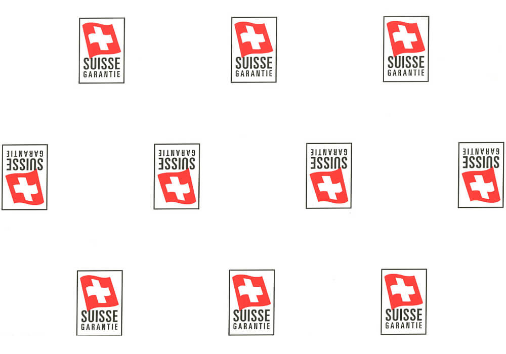 Papier kraft - Sac en papier kraft personnalisée avec logo SUISSE